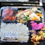 Pekinhanten - 八宝菜弁当