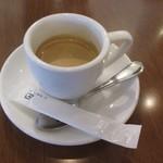 オリーブの木 - ドリンク写真:エスプレッソ