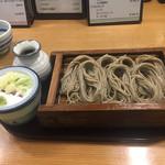 越後十日町小嶋屋 - お料理