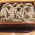 越後十日町小嶋屋 - へぎ蕎麦