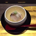 びわこ緑水亭 - 甘鯛蕪蒸し