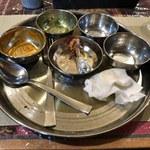 ナマステネパール - 完食