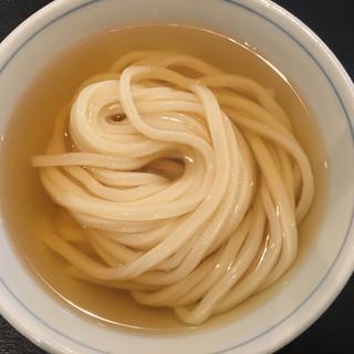 手打うどん 長谷沼 - 料理写真:冷やかけ(500円)