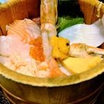99367806 - 海鮮にぎわいおひつご飯