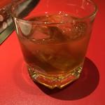 99367904 - 紹興酒のロック