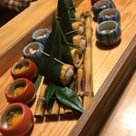 博多 表邸 - 料理写真:お通し