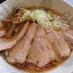 恵比寿 - 料理写真:チャーシュー麺