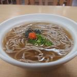 かねや - 料理写真:釜あげ蕎麦(650円)