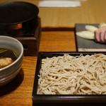 LDH kitchen IZAKAYA AOBADAI - 鴨せいろ