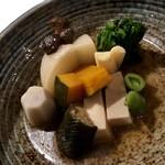 99372759 - 野菜炊き合わせ