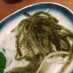 あだん亭 - 海ぶどう 600円