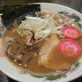 トリイザカヤ 麺 コヤ麺 - 料理写真:にぼし らぁ麺
