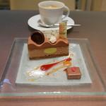 ショコラティエ パレ ド オール - 料理写真: