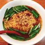 香楽園 - 料理写真:台湾ラーメン