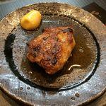和鶏屋 - H.30.12.13.夜 しいたけ肉詰め 160円税別