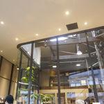 オールプレス エスプレッソ - 開放感のある雰囲気の中でコーヒーを完飲!ごちそうさまでした!