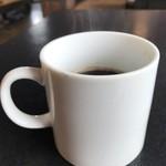 焼肉レストランよつば亭 - ドリンクバーから、ホットコーヒー(2018.12.31)