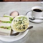 ルパン - 料理写真:モーニング 400円