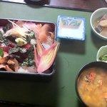 とと庵 - 特選海鮮丼2000円!