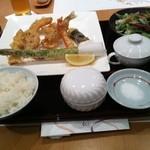 9939867 - 天ぷら御膳(4,200円)