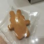 お茶の実の雪うさぎ工房 - 料理写真:うさぎバター190円