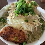自家製麺 鶏八朗 -