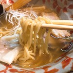 麺屋 巧 - 料理写真:巧ラーメン(コク旨醤油)  690円