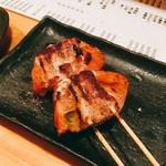 第三秋元屋 - 肉巻きトマト 塩  1本180円