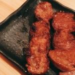 第三秋元屋 - かしら 味噌  1本120円