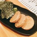 第三秋元屋 - クリームチーズ醤油漬け  280円