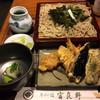 そばの坊富良野 - 料理写真:天ざる