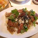 NICE - 料理写真:最近、淡路島で話題の 牛丼(当店では キーマ丼)も 好評です!