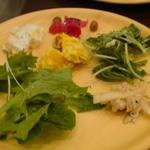 里山の食卓 by ソルビバ - 各種サラダ