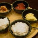 里山の食卓 by ソルビバ - 各種デザート