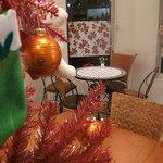 アルル - クリスマス一色の店内