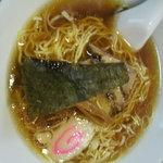 上田屋 - 2011年10月  ラーメン 600円