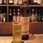 Bar Alchemist - SUZUで作った薬膳カクテル
