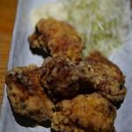 原宿タップルーム - Beer鶏の唐揚げ