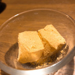 蟹しぐれ - デザート