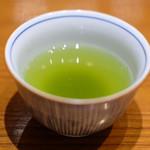 沙伽羅 - お茶