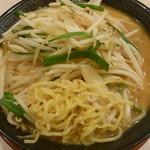 中華食堂 一番館 - 味噌らぁ麺 税込500円