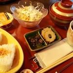 てんてん手毬 - 料理写真:朝食