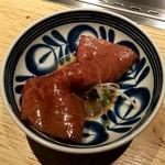 Nikuteifutago - 「肉亭だしたれ焼き」をレアでいただけます