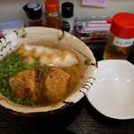 menyasama-taiyou - ソーキ宮古そば