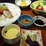 太閤本店 - 日替わりランチ1050円