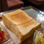 シャルラン - トースト