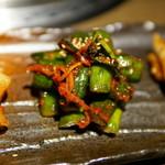 ハヌリ - キムチ3種盛合せ(白菜、胡瓜、大根)