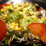 ハヌリ - サラダ