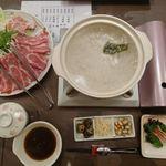 ビジネス旅館 小松 - 料理写真:夕食@ビジネス旅館小松(2018年5月某日)