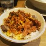 99412077 - 炙りチャーシュー丼ミニ